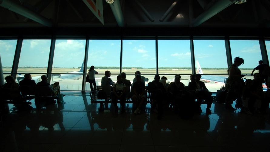 аэропорта осуществляется