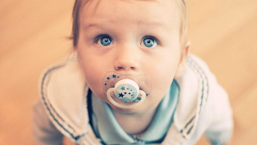 Маленький мальчик