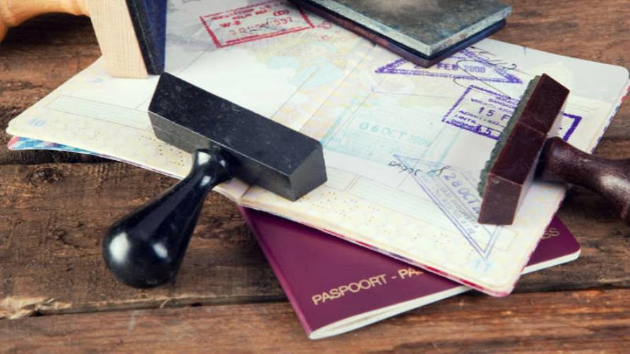 Загран паспорта