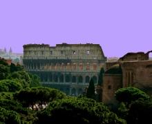 Римский Коллизей