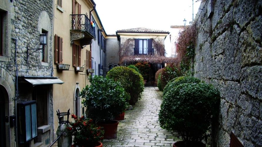 Как добраться до Сан-Марино из Римини