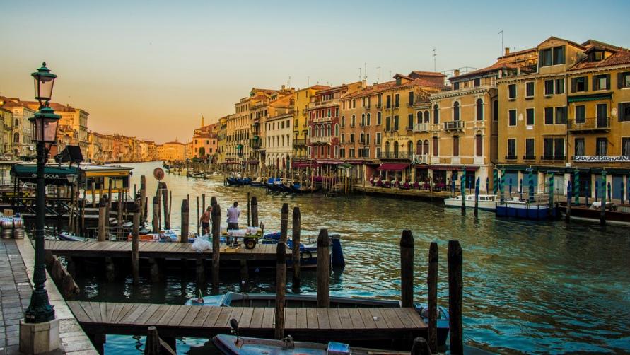 Как добраться из Римини в Венецию.