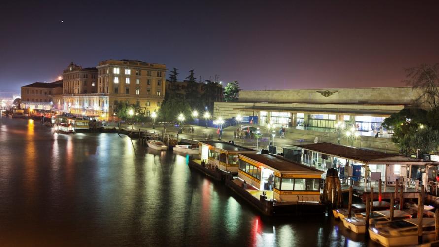 Вокзал Санта Лючия