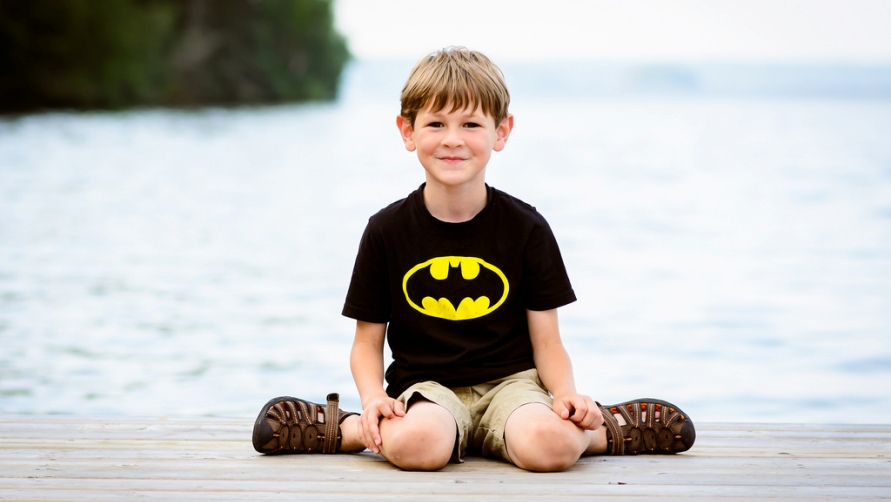 Маленький Бэтмен