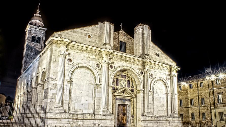 Храм-мавзолей Малатеста