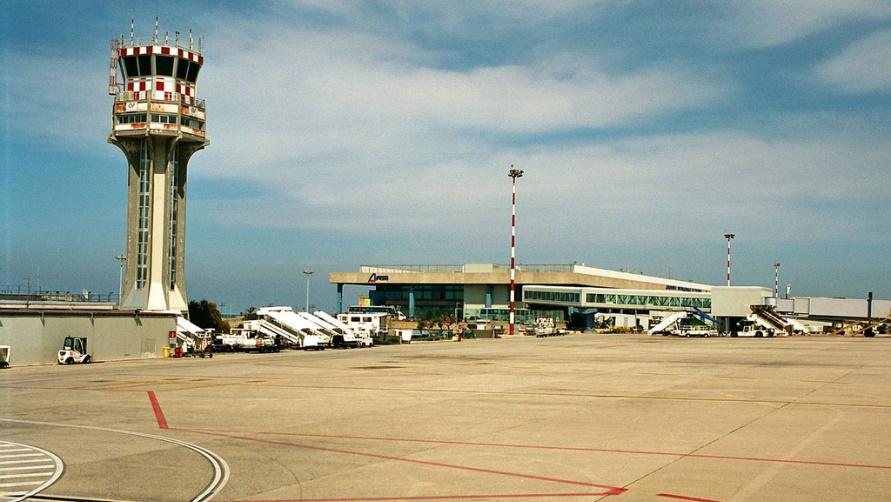 Аэропорт Falcone-Borsellino
