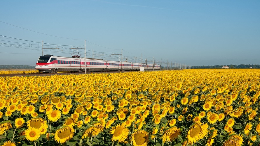 Поезд Евростар