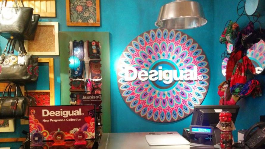 Магазин Desigual