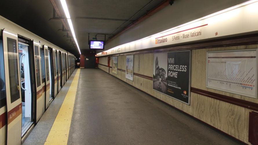 Станция Ottaviano