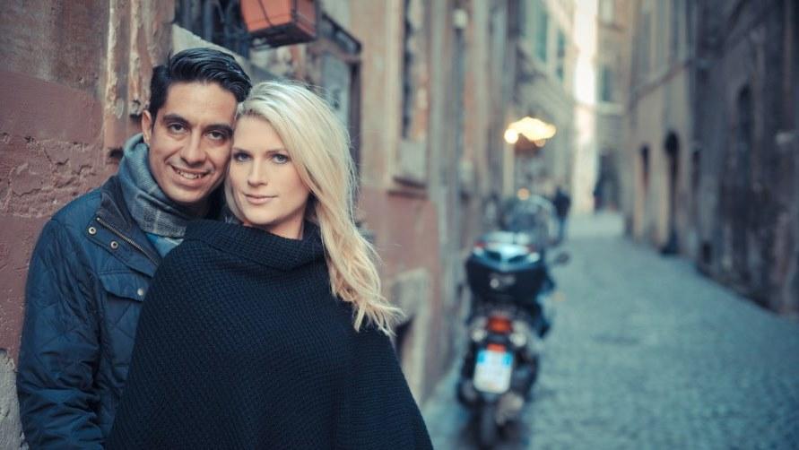 Муж и жена.