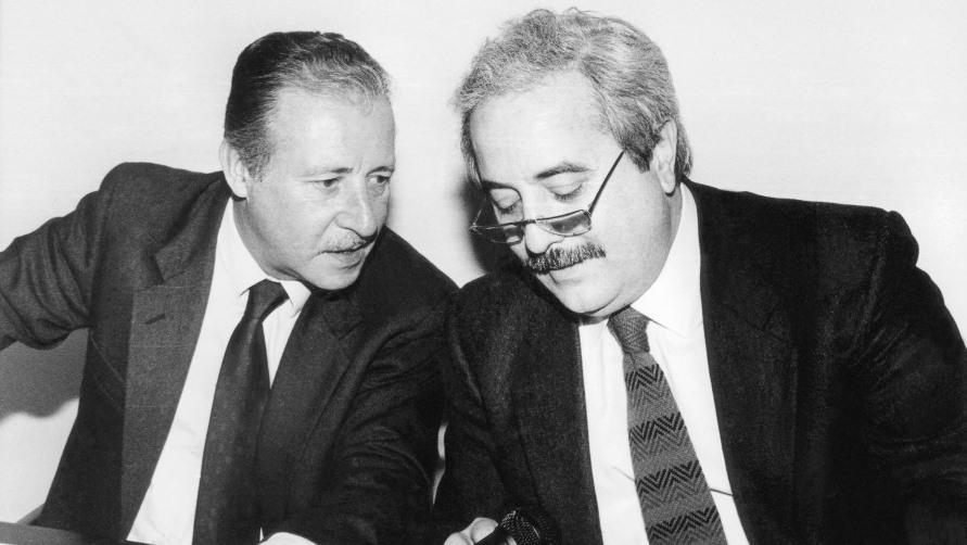 Giovanni Falcone и Paolo Borsellino