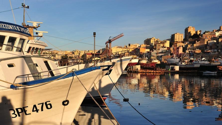 Июльская жара на Сицилии