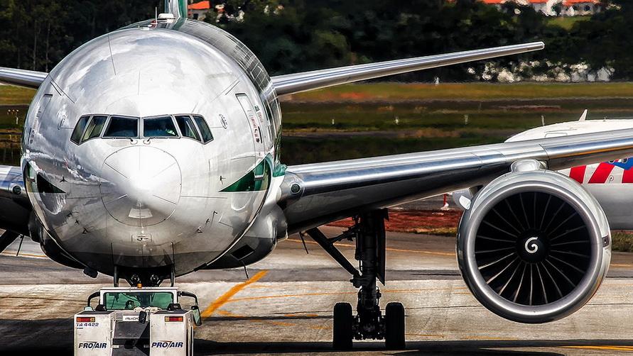 Воздушный транспорт в Италии.