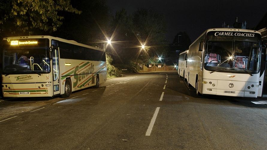 Шаттловые автобусы