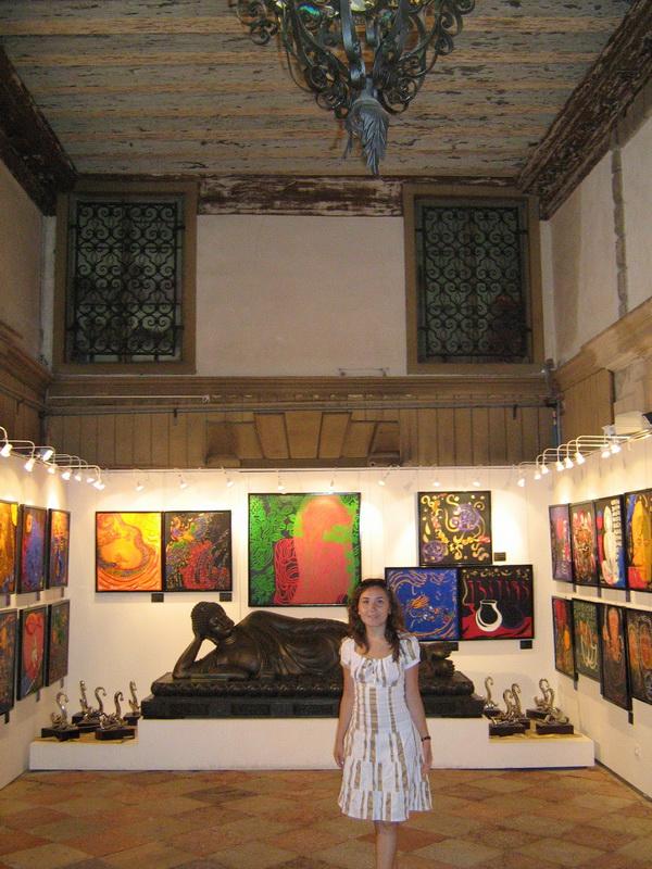 Музей — такое вот оно итальянское искусство.