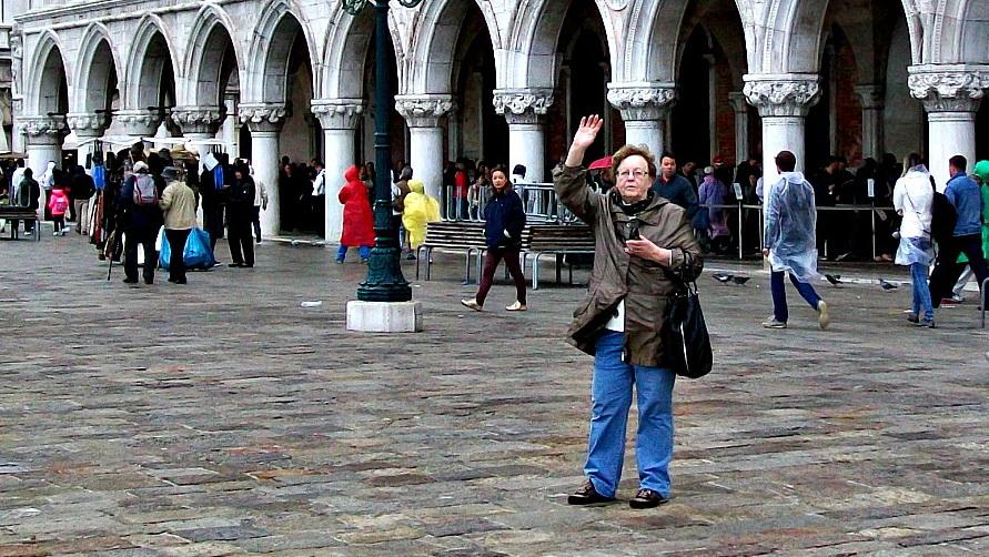 Отзыв Валентины о поездке в Венецию в январе.