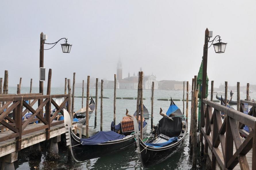 Впечатления от Италии очень контрастные.
