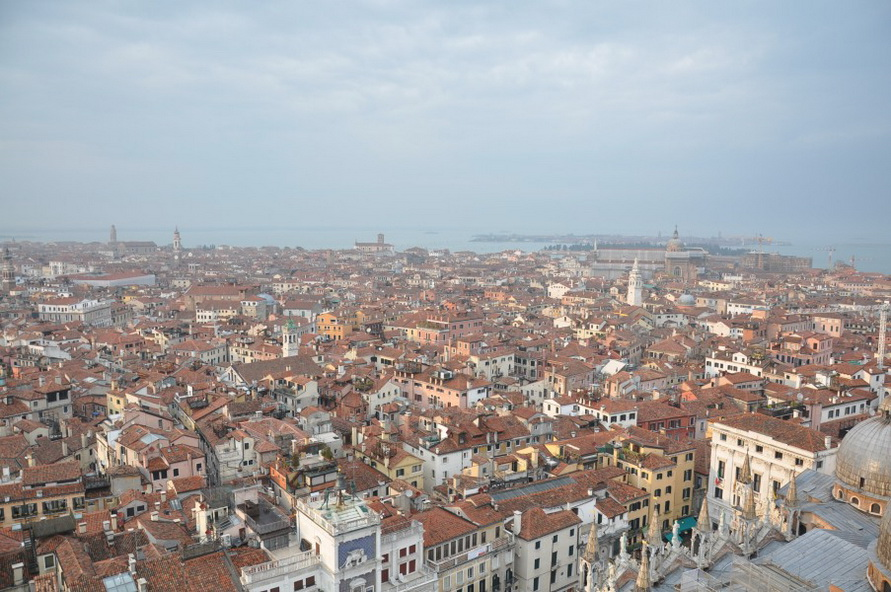Отзыв о поездке в Венецию в марте.