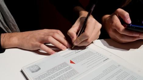 Как заполнить анкету на получение итальянской визы