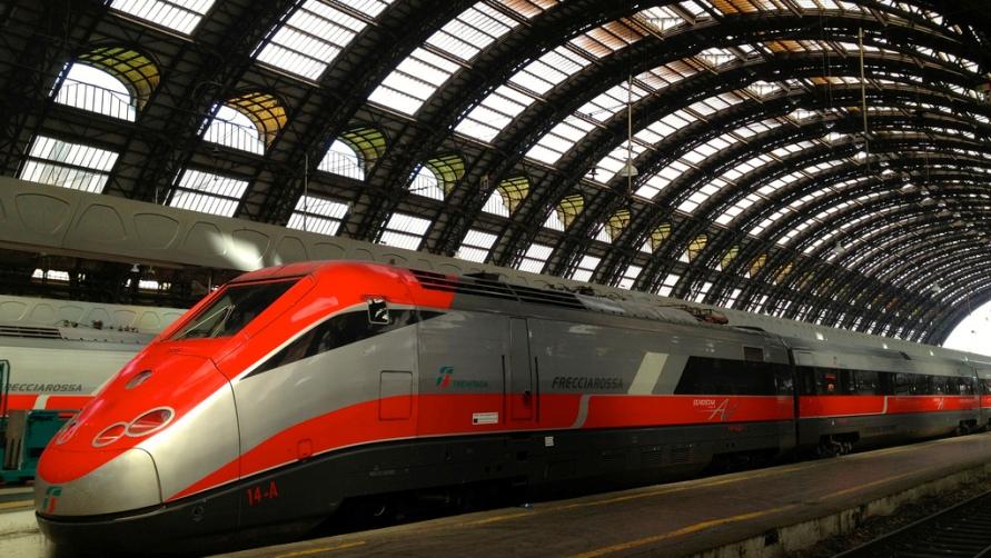 Скорый поезд