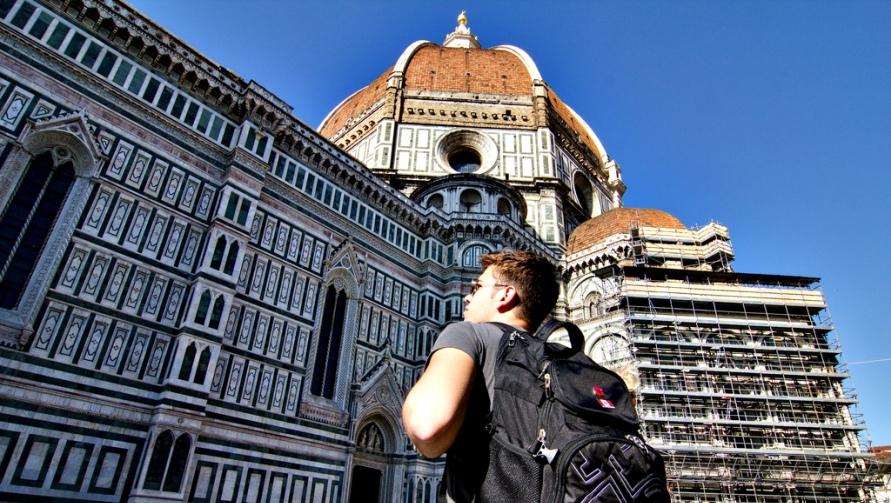 Осматриваем красоты Флоренции