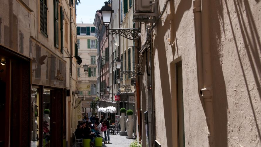 Улица Сан-Ремо