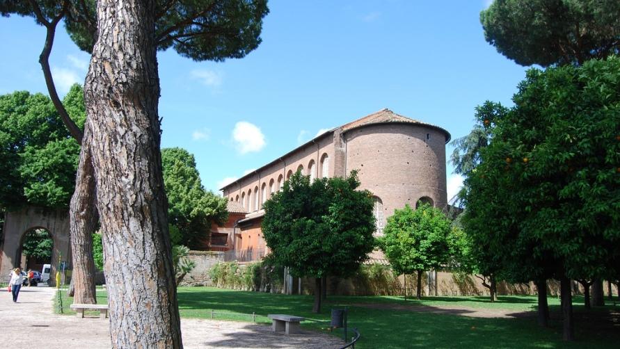 Церковь святой Сабины