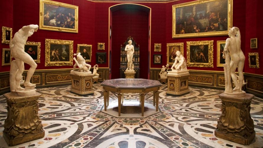 Великолепный зал.