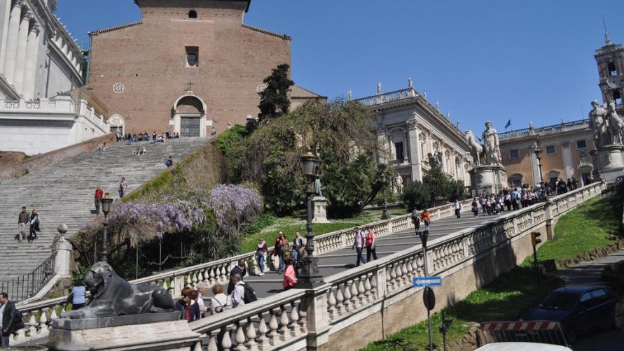 Лестница на Капитолий