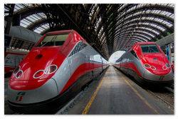 Билеты на итальянские поезда.